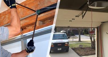 garage door cables repair