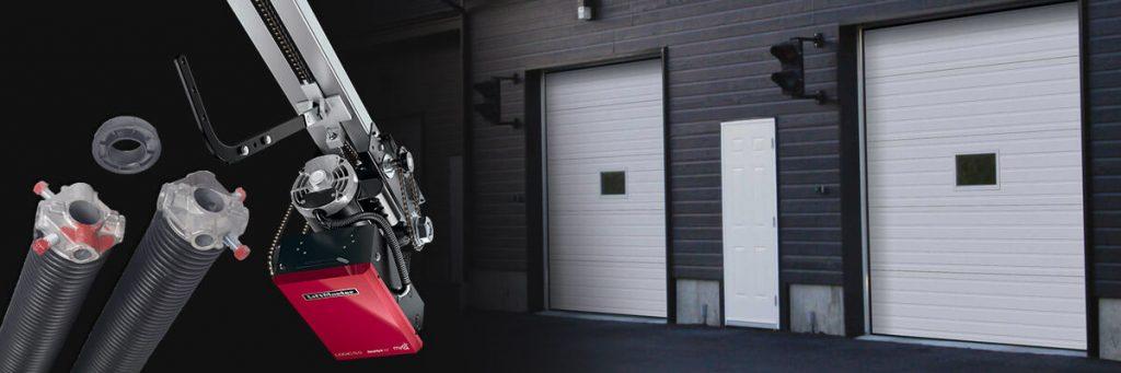 Commercial Garage Door Repair Solon